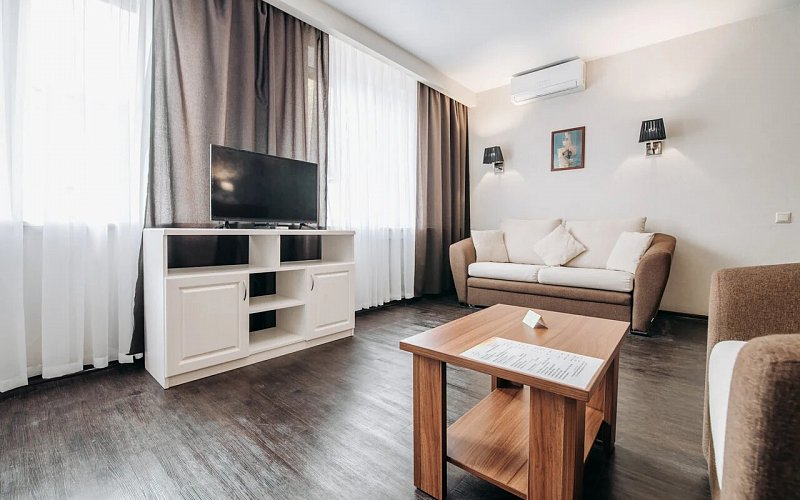 Price For One Room Apartment Forest Park Hotel Complex Solnechnogorsk